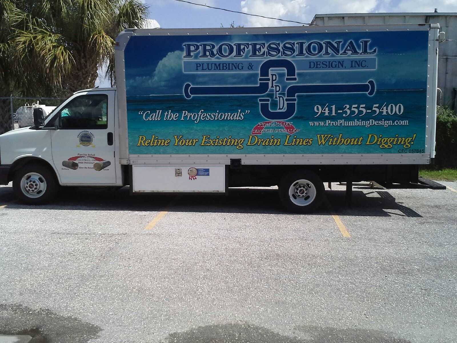 Professional Plumbing & Design, INC of Sarasota